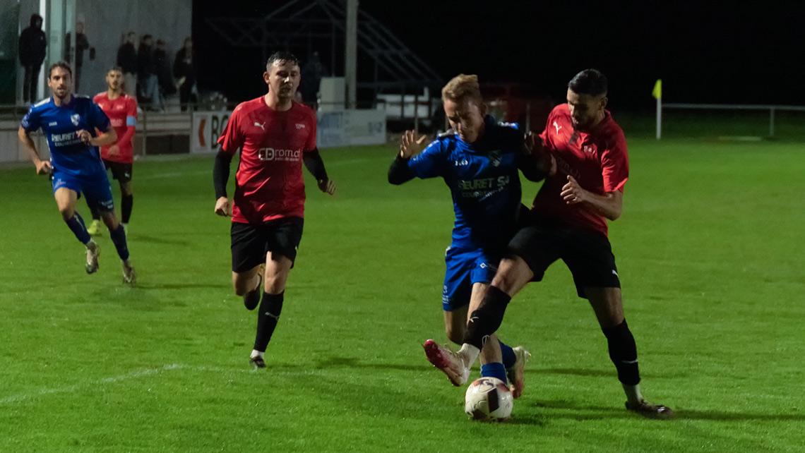 FC Courrendlin - FC Porrentruy