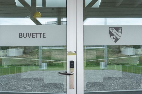 Buvette FC Courrendlin